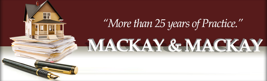 Mackay & Mackay has more than 25 years of legal practice.