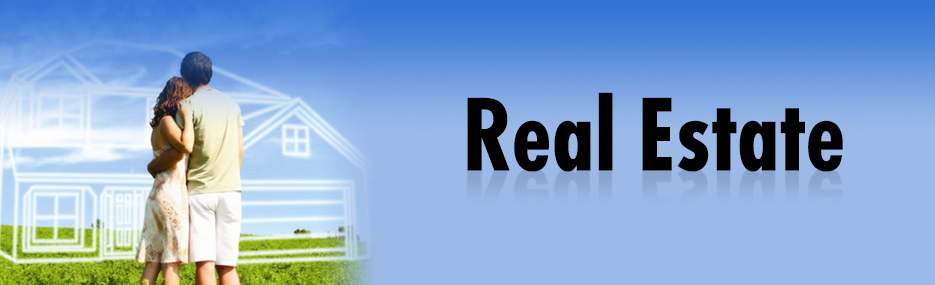 Offering advice and assistance with real estate